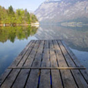 Visions Of Bohinj Art Print