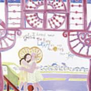 Visitation - Cape Cod - Mmvcc Art Print