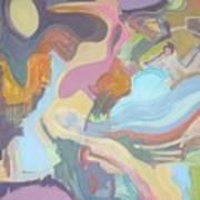 Visual Jazz #22 Art Print
