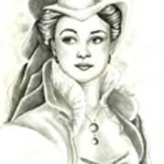 Vivien Art Print
