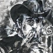 Vladimir Staer, Portrait Art Print