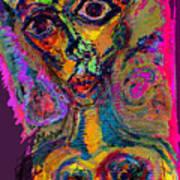 Vodoo Art Print