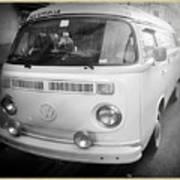 Volkswagen Westfalia Camper Art Print by Stefano Senise