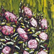 Vonave Ruze Art Print