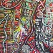 Voo Doo Economy Art Print