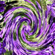 Vortex Abstract Art No. 14 Art Print