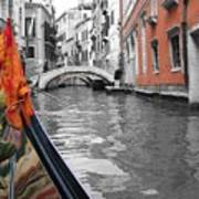 Voyage Of Venice Art Print
