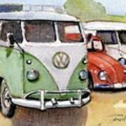 VW3 Art Print
