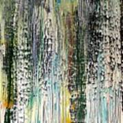 W73 - Raining Up Art Print