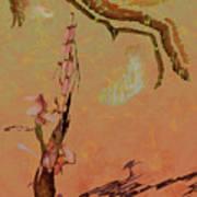 Wabi Sabi Ikebana Art Print