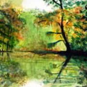 Waccamaw River Sc Art Print