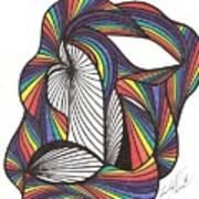 WAE Art Print