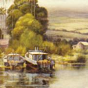 Waiakea Vintage Art Art Print