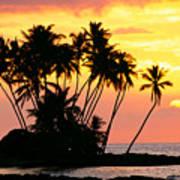 Wailua Bay, View Art Print