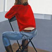 Waiting For Inspiration Art Print