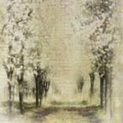 Walking Through A Dream IIi Art Print