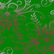 Wall Flower 2 Art Print