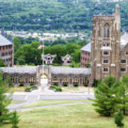 War Memorial Lyon Hall Cornell University Ithaca New York 01 Art Print