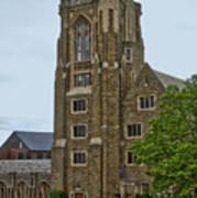 War Memorial Lyon Hall Cornell University Ithaca New York 03 Art Print
