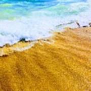 Warm Sand Art Print