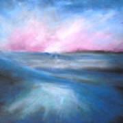 Warm Tides Art Print