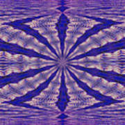 Warped Minds Eye Art Print