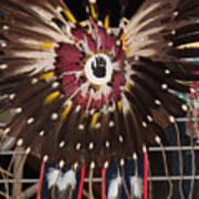 Warrior Feathers Art Print
