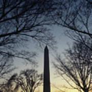 Washington Monument Art Print
