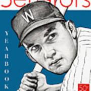Washington Senatore 1960 Yearbook Art Print