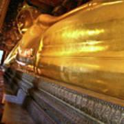 Wat Po Bangkok Thailand 32 Art Print