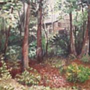 Watauga Cabin Art Print