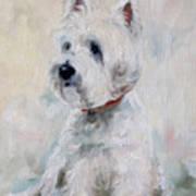 Watch Dog Art Print