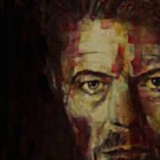 Watch That Man Bowie Art Print