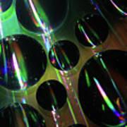 Water Droplets 1 Art Print