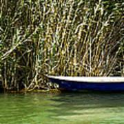 Water Scene Pano Art Print