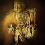 Waterboy As The Buddha Art Print