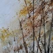 Watercolor 010104 Art Print