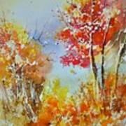 Watercolor 011121 Art Print
