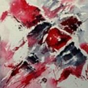 Watercolor  050407 Art Print
