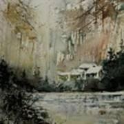 Watercolor 070608 Art Print