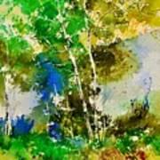 Watercolor 111061 Art Print