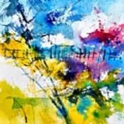 Watercolor 114052 Art Print
