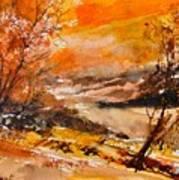 Watercolor 115011 Art Print