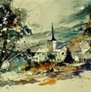 Watercolor 115022 Art Print