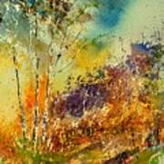 Watercolor 115060 Art Print