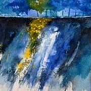 Watercolor 119001 Art Print