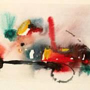 Watercolor 17 Art Print