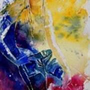 Watercolor 21546 Art Print