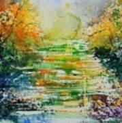 Watercolor  230507 Art Print