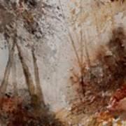 Watercolor  250908 Art Print
